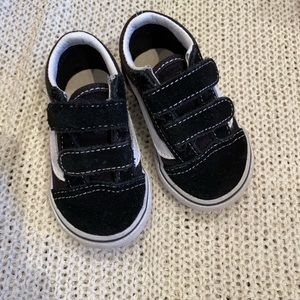 Toddler Vans Size 3.5